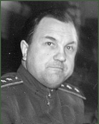 Portrait of Colonel-General Viktor Semenovich Abakumov