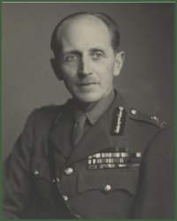 Portrait of Major-General Sir Allan Henry Shafto Adair