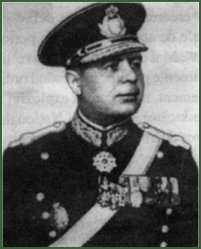 Portrait of Lieutenant-General Aurel Aldea