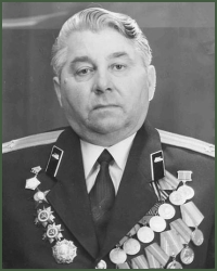Portrait of Colonel-General Dmitrii Fedorovich Alekseev