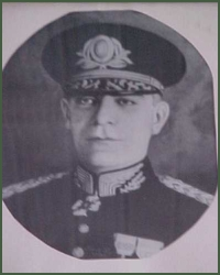 Portrait of Major-General Milton de Freitas Almeida