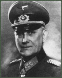 Portrait of Major-General Kurt Anger