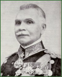 Portrait of General Gheorghe Argeşanu