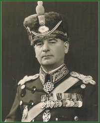 Portrait of Major-General Constantin Atanasescu