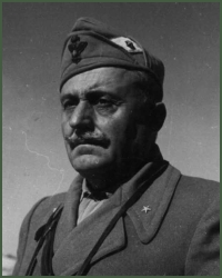 Portrait of Lieutenant-General Arnaldo Azzi