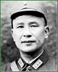 Portrait of General 1st Rank  Bai Chongxi