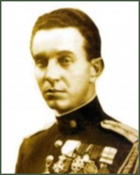Portrait of Major-General Evripidis Bakirtzis