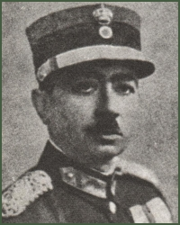 Portrait of Lieutenant-General Georgios Bakos