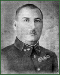 Portrait of Major-General Fedor Alekseevich Bakunin