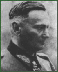 Biography of General of Panzer Troops Hermann Balck