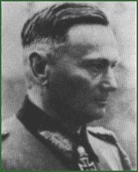 Biography of General of Panzer Troops Hermann Balck