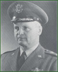 Portrait of Lieutenant-General Glenn Oscar Barcus