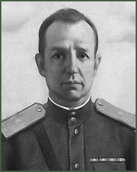 Portrait of Major-General Luka Gerasimovich Basanets