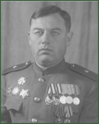 Portrait of Colonel-General Vladimir Nikolaevich Baskakov