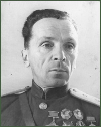 Portrait of Army General Pavel Ivanovich Batov