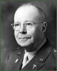 Portrait of Major-General George Corwin Jr. Beach