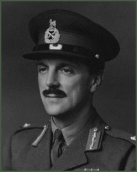 Portrait of Major-General Ronald Frederick King David Belchem