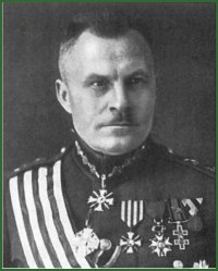 Portrait of General Krišjānis Berķis