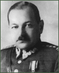 Portrait of Brigadier-General Ludwik Bittner
