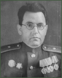 Portrait of Major-General Mikhail Andreevich Bogdanov