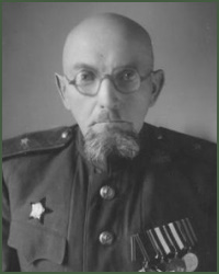 Portrait of Major-General Aleksandr Vasilevich Bondovskii