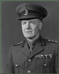 Portrait of Major-General Sir Fred Thompson Bowerbank