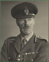 Portrait of Major-General William Pat Arthur Bradshaw