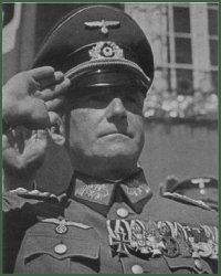 Portrait of Field Marshal Walther von Brauchitsch