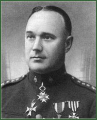 Portrait of Major-General Herbert Lorentz Brede