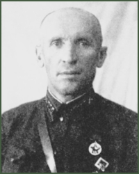 Portrait of Major-General of Artillery Iakov Isaakovich Broud