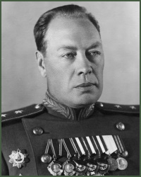 Portrait of Lieutenant-General of Engineers Boris Vladimirovich Bychevskii
