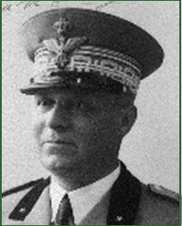 Portrait of General Riccardo Calcagno
