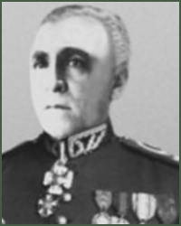 Portrait of Major-General Maurício José Cardoso