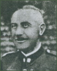 Portrait of Brigadier-General Leopold Jan Cehak