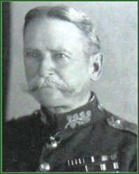 Portrait of Brigadier-General Jaroslav Červinka
