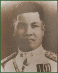 Portrait of General Luang Chawengsaksongkhram