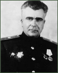 Portrait of Major-General Viktor Georgievich Chernov