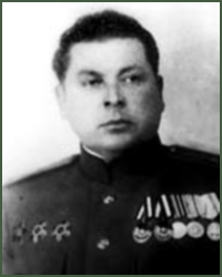 Portrait of Major-General Ivan Aleksandrovich Chertov