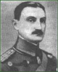 Portrait of Lieutenant-General Gheorghe Cialâk