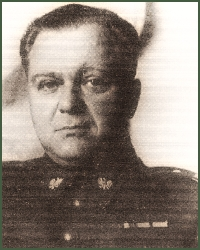 Portrait of Brigadier-General Jewgienij Cukanow