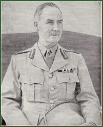 Portrait of General Sir Alan Gordon Cunningham