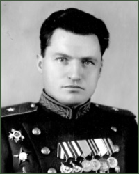 Portrait of Major-General Stepan Antonovich Daniliuk