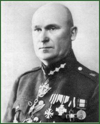 Portrait of General Oskars Dankers