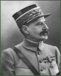 Portrait of General Marie-Eugène Debeney