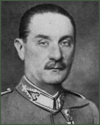Portrait of Colonel-General Zoltán Decleva