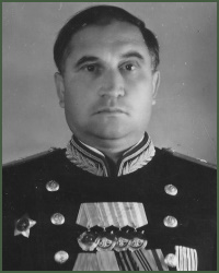 Portrait of Major-General of Aviation Aleksandr Afanasevich Demidov