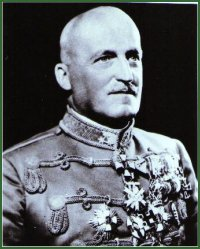 Portrait of Colonel-General Gustáv Denk