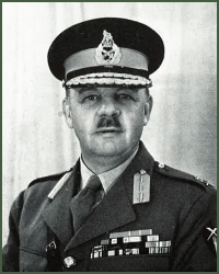 Portrait of Major-General William Alfred Dimoline