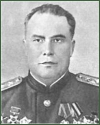 Portrait of Major-General of Artillery Vasilii Polikarpovich Dmitriev