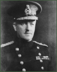 Portrait of Major-General Rupert Major Downes